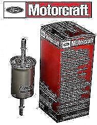 Genuine Original Motorcraft Fg1083 Fuel Filter Ford Lincoln Mercury On Sale! Wow
