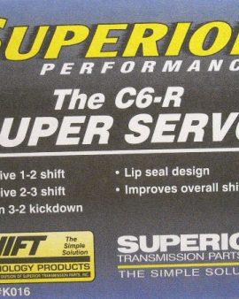K016 Ford C6 C6-r Transmission Superior Fairbanks Super Servo Assembly-delivers!