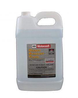 1 X 2.5 Gallon Motorcraft Diesel Exhaust Fluid PM27JUG – DEF ON SALE! GENUINE OE