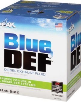 1 X BLUE DEF 2.5 Gallon With Nozzle Diesel Exhaust Fluid BMW VW Mercedes – WOW !