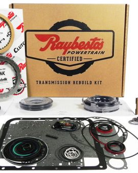 4l60e Super Banner Kit Rebuild Kit With Raybestos Powertrain Zpak 1993-2003 Hd