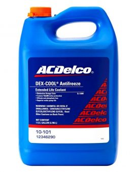 1 X Gallon ACDelco Dex-Cool Engine Coolant Antifreeze ON SALE ! GENUINE OEM !