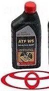 1 X Genuine  WS ATF World Standard Automatic Transmission Fluid Oil for Toyota !