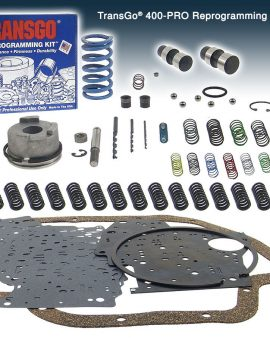 400-PRO Transgo Reprogramming Shift Kit Manual Stick Type GM THM400 1965&UP 3L80
