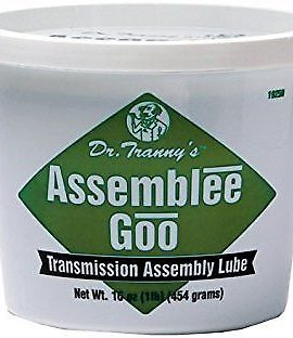 Transmission Assembly Lube Dr Tranny Assemblee Goo Green – Lubegard-save 18200