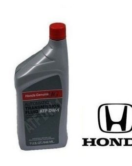 1 X Genuine Honda Dw-1 Automatic Transmission Fluid Oe – Free Quick Shipping !