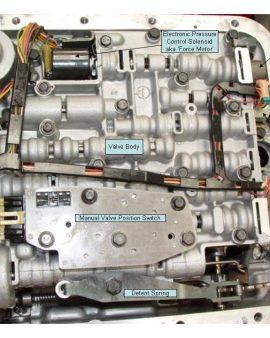 4l65e Valve Body Complete-fits 2003 & Up-gmc-sierra-s10&silverado-late Epc Style