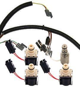 Includes Wiring Harness (#t84446ec) Fits 4t60e ('92-'98) Oe