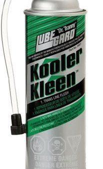 Lubegard Kooler Kleen™ Transmission Flush Solvent Based Formula Best Price- Wow!
