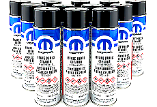 12 X Brake Cleaner 1 Case Of 12 , 15 Ounce Cans  Genuine Mopar # 68065196aa