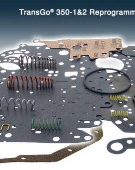 Thm 350 Turbo 350 Transgo Reprogramming Shift Kit Extreme Performance 350 1&2 Hd
