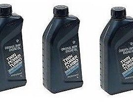 3 X Liters Genuine Bmw Twin Power Turbo 5w30 Synthetic Engine Motor Oil- Wow !