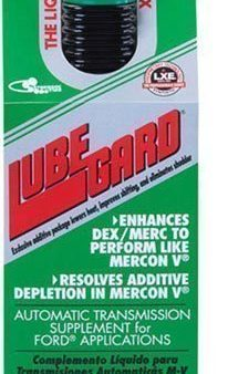Lubegard Green Atf Supplement For Ford Applications With Lxe® Technology Save  $
