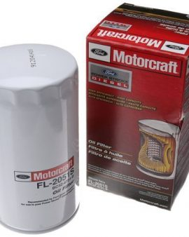 Motorcraft Oil Filter For 2011-2017 Ford Super Duty Trucks Fl2051s Ford Quality!