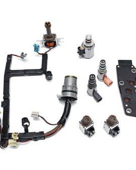 4L80E GM Transmission Master Solenoid Kit Set Combo&Harness 1994-2003 HUMMER 6.0
