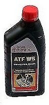 1x Quart Genuine Toyota Atf Ws Automatic Transmission Oil Fluid Lexus Scion-wow