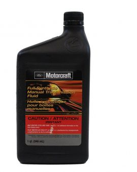 1 X QUART Genuine Ford Fluid XT-M5-QS Full Synthetic Manual Transmission Fluid