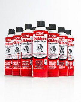12 X Original Crc Brakleen 19 Oz. – Brake Cleaner – Quickly & Effectively 05089