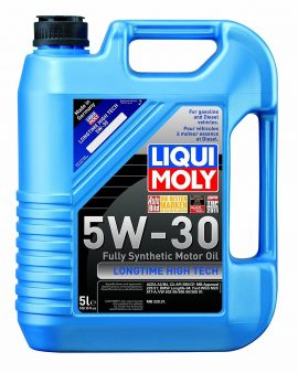 1 X Liqui Moly Longtime High Tech 5w-30 Synthetic Motor Oil – 5 Liter Jug ! 2039