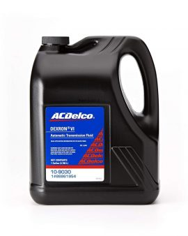 1 X Gallon Acdelco  Dexron Vi Automatic Transmission Fluid 10-9030 Genuine Oem
