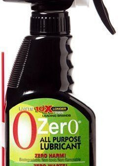 Lubegard Zer0 Zero All Purpose Lubricant 85200 No Smell-no Harm Lasts 10x Longer
