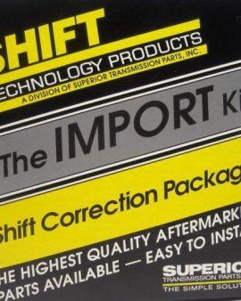 Transgo SK RE4R01A Shift Kit R4A-EL RE4R03A