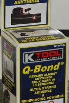 Q-bond Ultra Strong Adhesive Reinforcing Powders Kit Qb-2 Super Glue Qbond