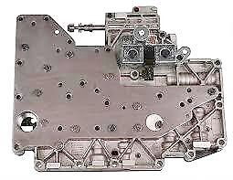Ford Transmission Aode 4r70w Valve Body & Solenoids & Plate-lincoln-mercury