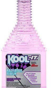 Lubegard Transmission  Kool-it – Radiator Flush – 16 Oz. 95020 Quick And Safe !