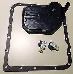 4l60e Shift Solenoid Service Kit For Valve Body A&b& Filter Kit 95&up Pan Gasket
