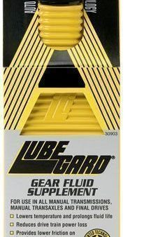 Lubegard Manual Transmission Differential Gear Fluid Supplement Lxe