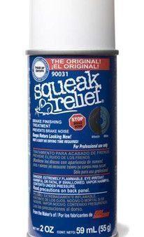 Lubegard Squeak Relief Brake Finishing Treatment 2oz.90031 Eliminates Brakenoise