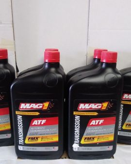 6 X Mag1 ATF DEXTRON III OR Mercon Transmission Fluid Is Specified- 1 CASE- SAVE