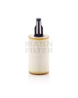 1 X Mercedes Benz Oil Filter Brand New Oem Mann Filter Hu7025z- Wow ! 2761800009