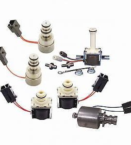 Fits: 4l60e ('93-'95) Solenoids Only Warning: 1993-1995 Only This Will Work With