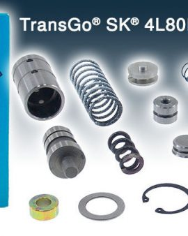 Transgo Transmission Shift Kit Sk 4l80e – Sk4l80e With Boost Valve ! 1991-2009