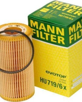 Audi Vw Voltswagen Oil Filter 06d 115 562  Mann  Hu719/6x On Sale