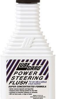 Lubegard Power Steering Flush With Lxe® Technology 95040 Concentrated Formula ++