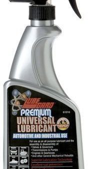 Lubegard Premium Universal Lubricant 16 Oz.bottle 61016 All Purpose Lubricant !!