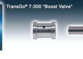 Transgo 7-300 Th700-r4 Transmission Valve Kit Reverse Boost (.300″ Od)  1982-93