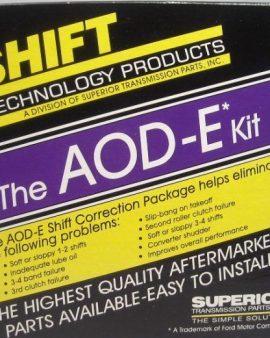 Kaod-e Superior Ford Aode Aod-e 4r70w 4r7ow Transmission  Shift Kit 1992-05
