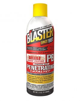1x The Original Pb Penetrant 11 Oz. Blaster 16-pb Anti-rust-corrosion Lubricant
