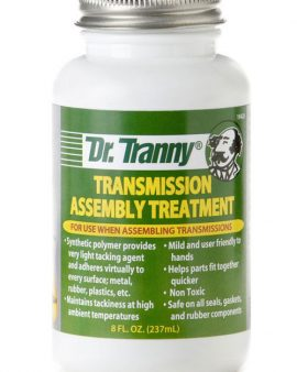 Lubegard Dr. Tranny Transmission Assembly Treatment – 8 Oz. 19420 Non Toxic -wow
