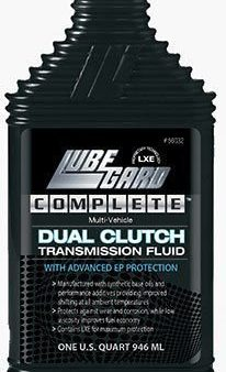 Lubegard Complete Multi-vehicle Dual Clutch Transmission Fluid & Ep Protection !