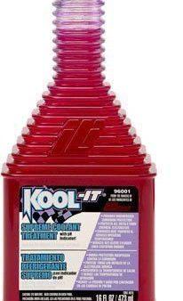 Lubegard  Kool-it Supreme Coolant Treatment 16 Oz. 96001 Protects All Metals