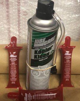Lubegard Kooler Kleen™ Transmission Flush And 3x Shudder Fix 19001-19610