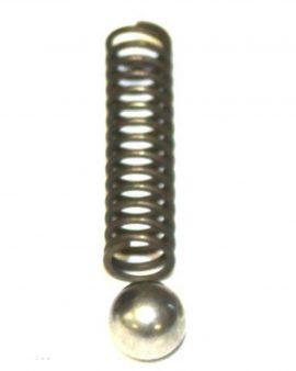Borg Warner T5 Selector Detent Ball & Spring Kit, T5-247k
