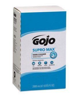GOJO Supro Max Hand Cleaner Refill 2000 ML 727204 QUICKLY REMOVES ! ON SALE NOW!