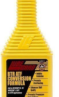 Lubegard Btr Atf Conversion Formula With Lxe® Technology Btr 5m-52 Specs-save $$