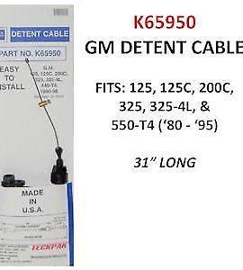 Gm 125,125c,200c 325,325-4l,440-t4, 1980-95